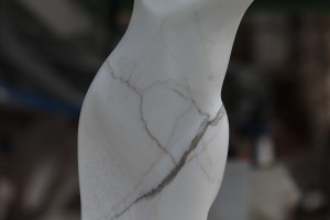 Marble sculpture Fabiola