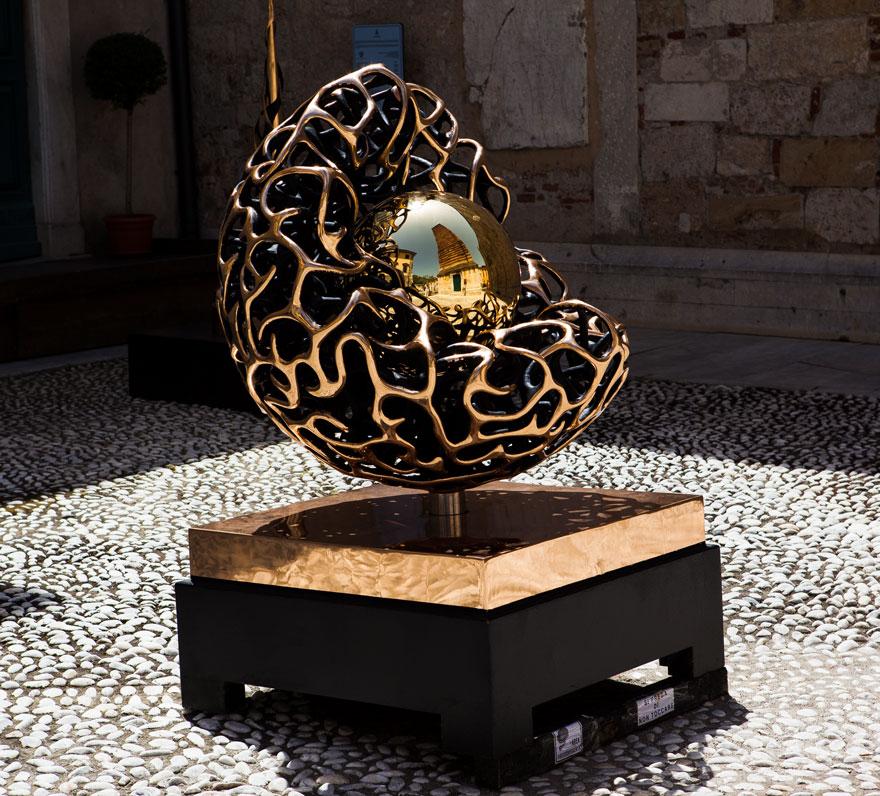 Pietrasanta Skulptur - Piazza dell Duomo 05