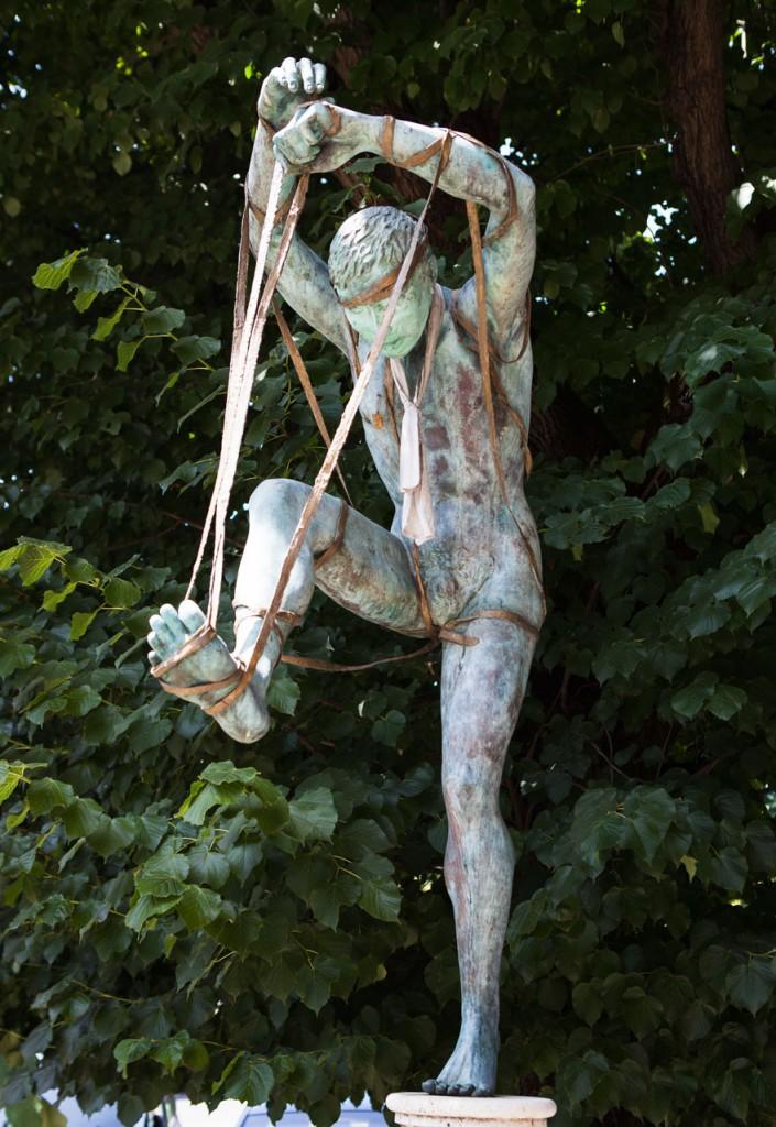 Pietrasanta Sculpture