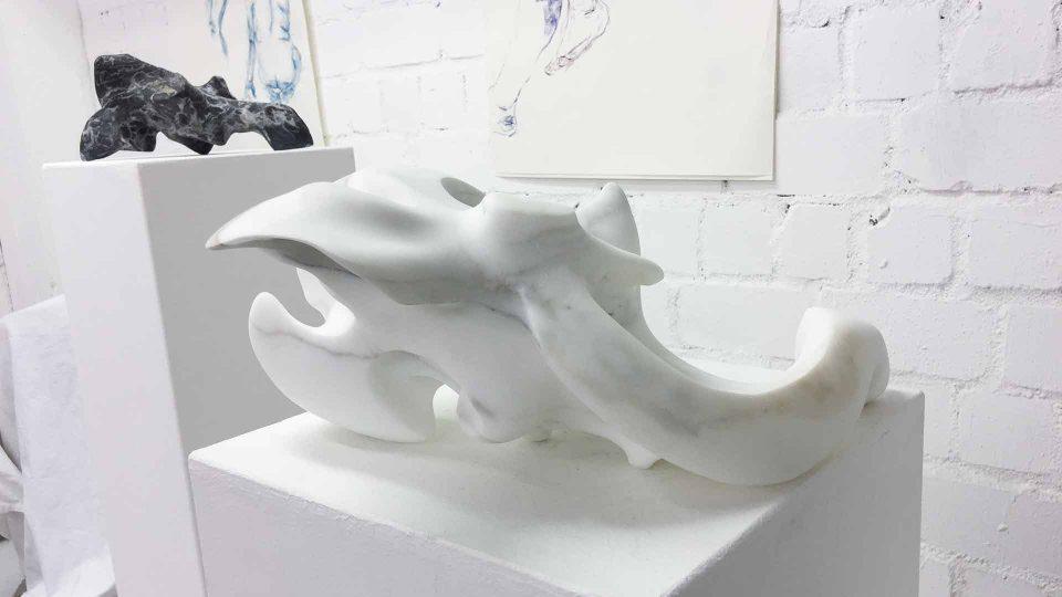 Hanna Giglings Skulpturen 2018