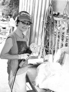Hanna Gigling - Bildhauerin aus Bad Homburg